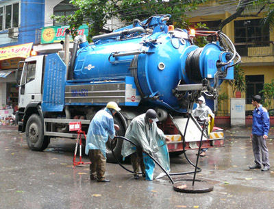 Sửa cống nghẹt chuyên nghiệp, giá rẻ Hồ Chí Minh